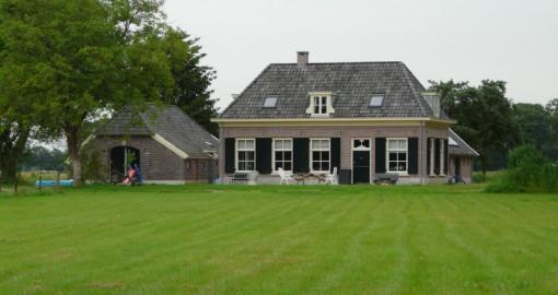 Almen, woonboerderij (herbouw)