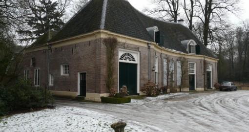 Bouwhuis landgoed Windesheim