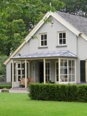 heiblom tuingevel veranda