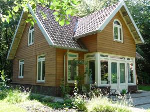 zomerhuisje